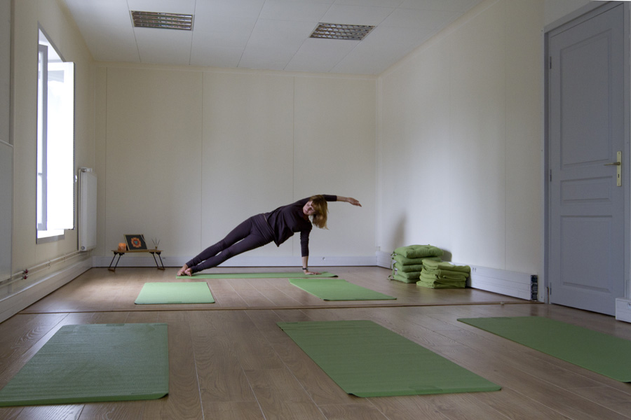 Mai Ram Yoga Schedule of Classes in Chantilly (2/2)